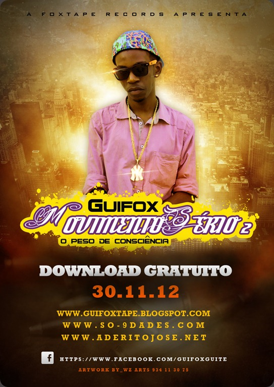 Guifox Flyer Promotional Art (1)