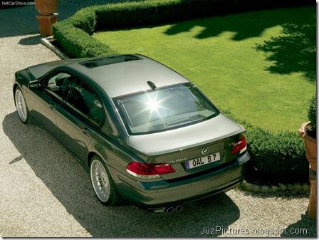 Alpina BMW B76
