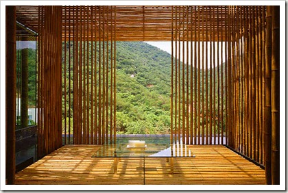 Bamboo House for Tropics