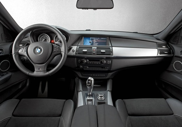 BMW X6 M50d 2013