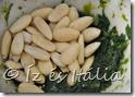 Szicíliai mandulás, bazsalikomos pestó