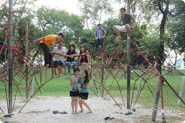 Shah Alam Lake Garden