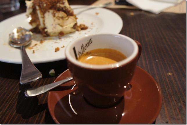 espresso at Fratelli Fresh