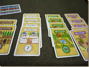 Alhambra TheCardGame