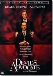 Filme - Advogado do diabo