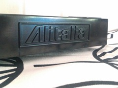 Alitalia ashtray3