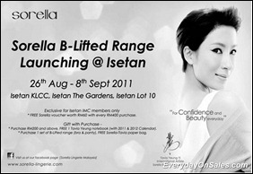 Sorella-B-Lifted-Range-Launch-at-Isetan-2011-EverydayOnSales-Warehouse-Sale-Promotion-Deal-Discount