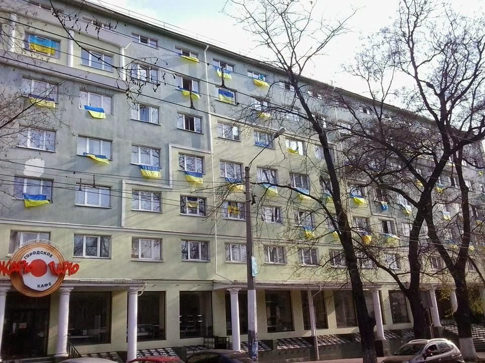 В Крыму неизвестные пытались поджечь мечеть: возгорание удалось вовремя предотвратить - Цензор.НЕТ 7414