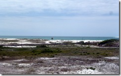 View from top of Fort Pickens