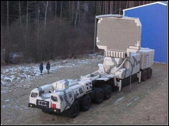 Russie une armée gonflable-40