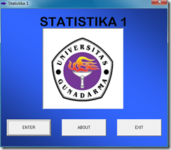 program statistika arickanjass