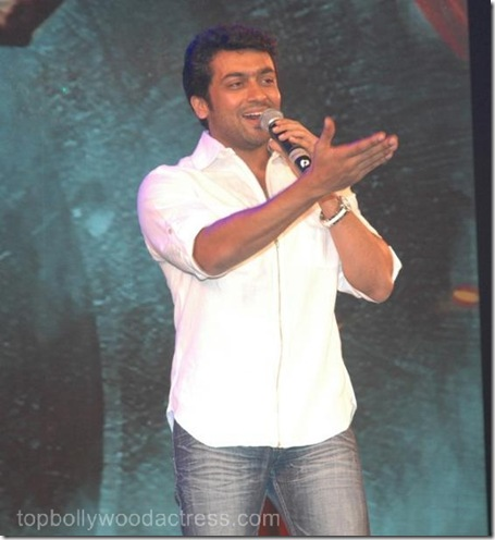 Suriya Shruti Hassan 7am-Arivu-Audio-Launch-Photos-Stills-8