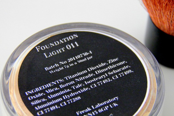 freak laboratory mineral foundation2