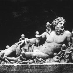 100 - Escuela de Alejandria - Alegoria del Nilo