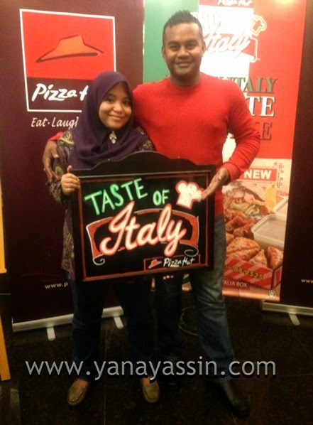 Pizza Hut Taste Of Italy 152