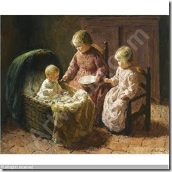 pothast-bernard-1882-1966-nld-three-little-sisters-2689700