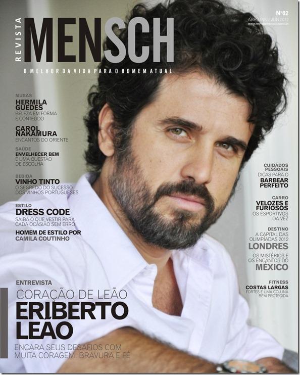 MENSCH 02 Eriberto Leão