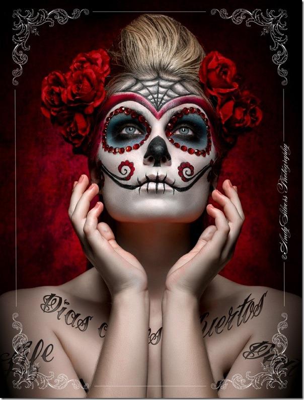 maquillaje de catrina todohalloween (18)