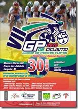 Cartaz VII GP ciclismo 2012