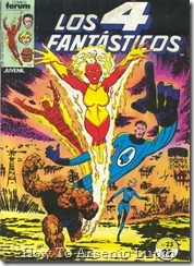 P00023 - Los 4 Fantsticos v1 #23