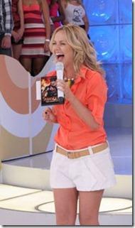 Eliana no SBT