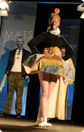 IMATS Sydney 2012 - Student Battle of the Brushes - Character Prosthetic - Lily Yang (4)