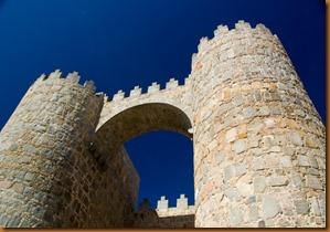 Avila gates