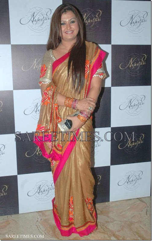 Sona_Gold_Designer_Saree