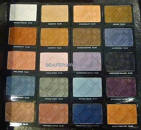 Burberry Beauty Eye Enhancer Eyeshadow  Singapore Tangs