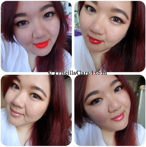 Priscilla review Maybelline Color Sensational  Lipstick Beauty Blogger