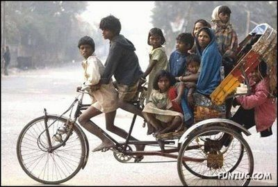 Anything is possible in INDIA