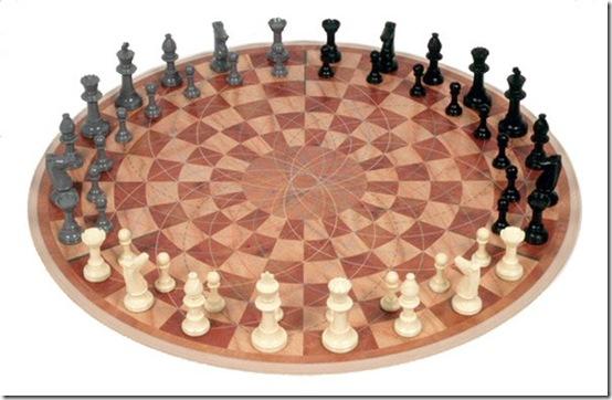 Triple Chess 3 Person Chess Game Blogtechblog