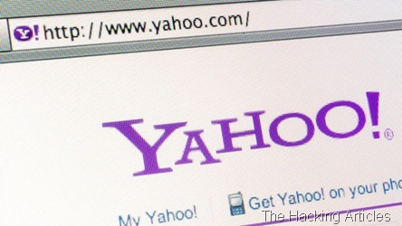 Yahoo passwords hacked