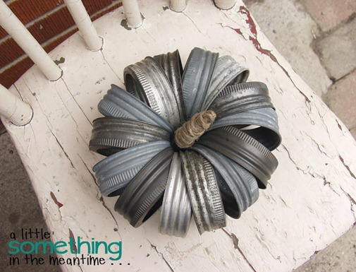 Canning Lid Pumpkin Above WM