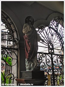 Ажур базилики St Nino.
