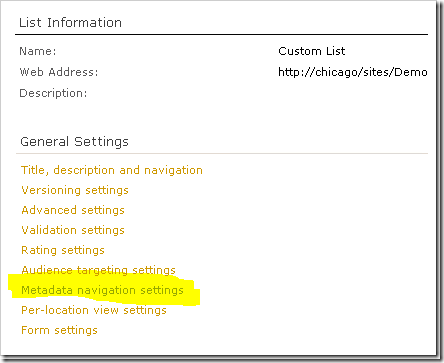 Using the Managed Metadata Service in SharePoint 2010 Sites-Part 3