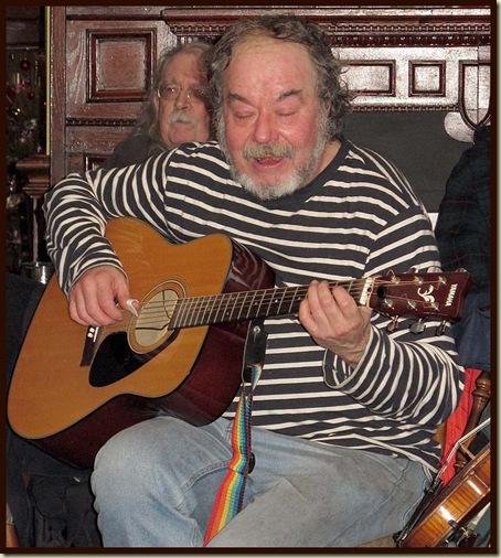 Richard Peach - musician