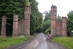 Brama w Tenczynku