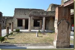 Nero House Peristyle 2