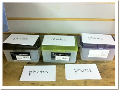latin card boxes