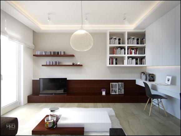 Dise o de interiores ideal para apartamentos peque os for Diseno de interiores para apartamentos pequenos