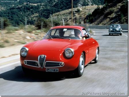 Alfa Romeo Giulietta SZ1