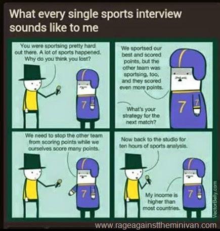 sports conversations