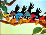 13 corbeaux
