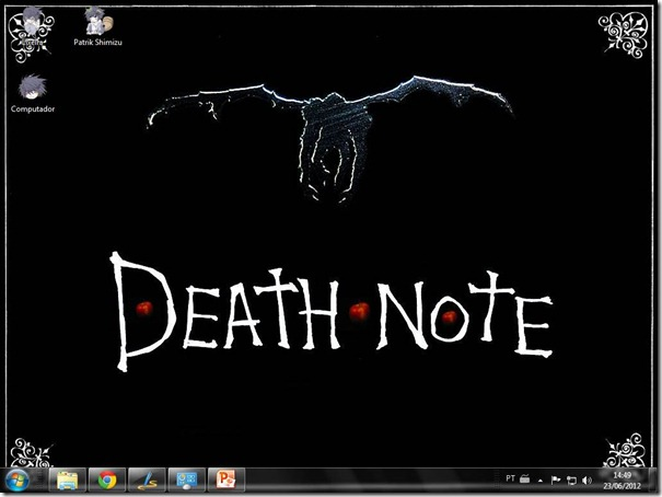 Tema Death Note 02
