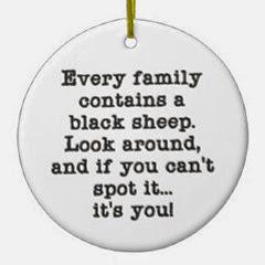 toda familia tiene una oveja negra