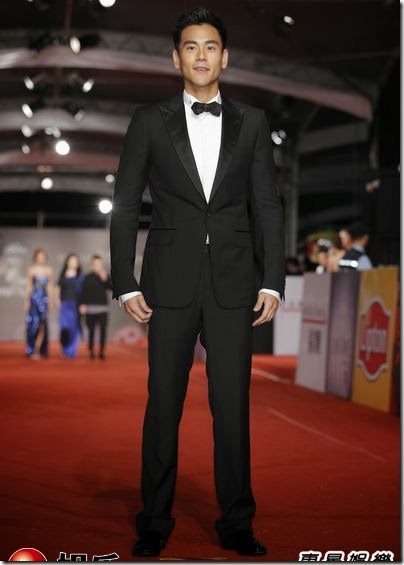 49th Golden Horse Award 2012 Eddie Peng