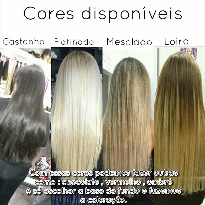 Invisible Hair Extensions Enquanto Isso Na Sala De Mega Hair
