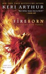 Fireborn - Keri Arthur