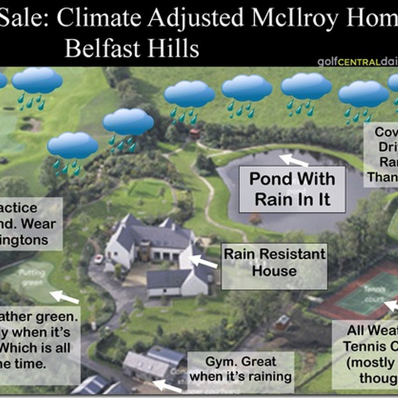 For Sale: Road Hole Bunker and McIlroy House on Pissed Wet Island